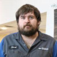 DAVID VEINO JR. : Service Technician