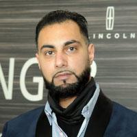 FARHAN A KHALIQ : Financial Services Manager