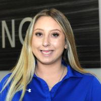 JESSICA CLARK : Service Attendant