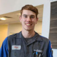 MATT WHETHAM : Apprentice Technician