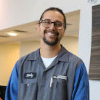 PAUL PARNABY : Technician